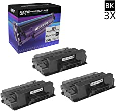 Speedy Inks Compatible Toner Cartridge Replacement for Xerox Phaser 3320 106R02307 High Capacity (Black, 3-Pack)