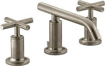 K 14410 3 BV Widespread Bathroom Handles Vibrant