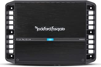 Rockford Fosgate P400X4 Punch 400 Watt 4 Channel Amplifier