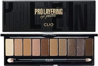 CLIO Pro Layering Eye Palette 0.04 Ounce 01 Originality