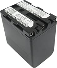 Cameron Sino Rechargeble Battery for Sony DCR-TRV30