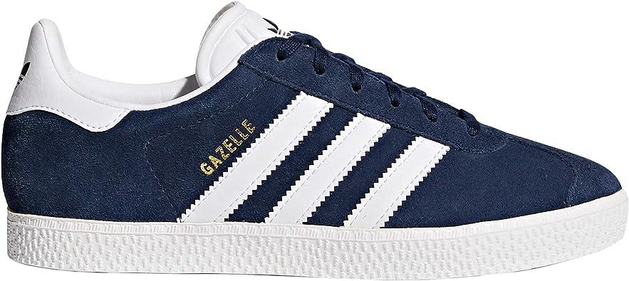 Adidas Gazelle Chaussures Baskets Femme Noir, Bleu, Rose. Sneaker ...