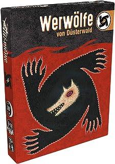 Asmodee Werwölfe von Düsterwald (på Tyska)
