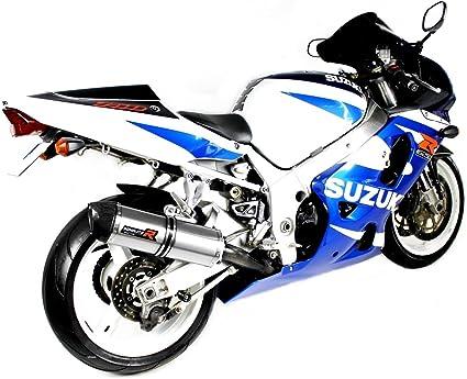 Dominator Exhaust Suzuki Gsxr K1 K5 600 750 Db Killer Hp1 Auto