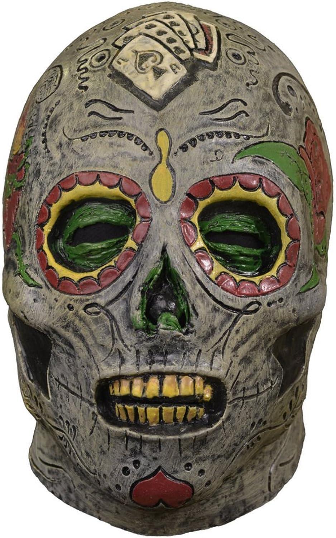 DAY OF THE DEAD ZOMBIE Kopf Maske