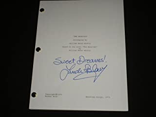 signed movie scripts