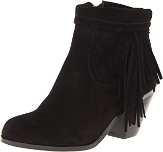 Women's Louie Fringe-Trimmed Ankle Boot