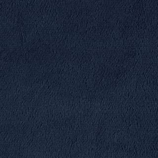 Shannon Fabrics Minky Solid Cuddle 3 Extra Wide Fabric by The Yard, Navy