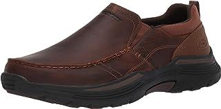 حذاء اكسبيندد - سيفينو بدون رباط من الجلد للرجال من سكيتشرز
