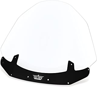 Show Chrome Accessories 20-611 Tour Windshield for Yamaha Star Venture