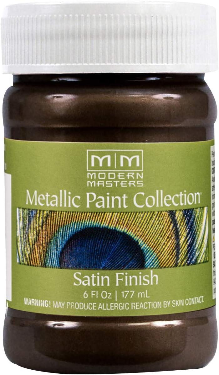 Modern Masters ME525-06 Metallic English Brown, 6-Ounce