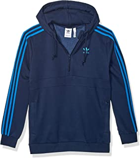adidas Originals Men's 3-Stripes Half-Zip Sweatshirt