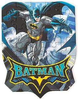 Playhouse DC Comics Batman 31-Piece Die-Cut Shaped Mini Puzzle for Kids