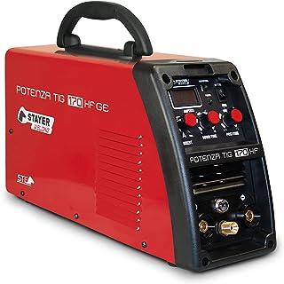 Stayer Welding Potenza Tig 170 Hf Inverter för svetsmaskin Tig 170 (60%) A 4 mm 5 kg Kva5
