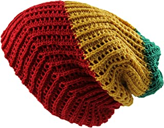 Unisex Knit Slouch Reversible Beanie (More colors)
