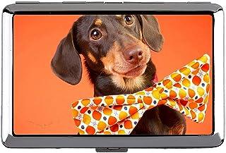 Kreative Aufbewahrungskoffer, Haustier Hund Dackel Business