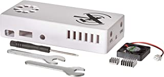 Stratux Case with Fan, White ABS