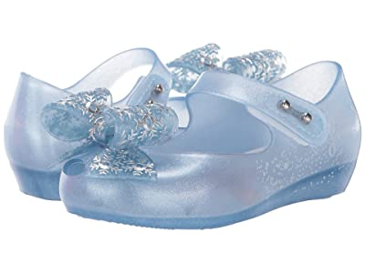 Mini Melissa Ultragirl + Frozen BB (Toddler/Little Kid) (Pearl Blue Glitter) Girl