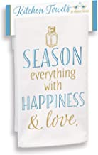 product image for Imagine Design Season Everything with Happiness & Love Towel, Multi