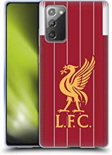 Head Case Designs Officially Licensed Liverpool Football Club Home 2019/20 Kit Soft Gel Case Compatible with Samsung Galax...