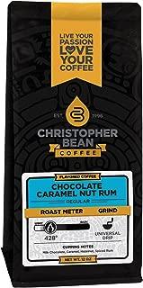 chocolate rum beans