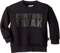 Control Freak Sweatshirt (Toddler/Little Kids)