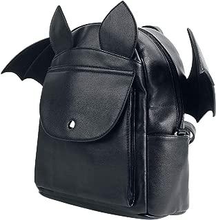 Banned Waverley Alternative Bat Wing Backpack - Black/One Size