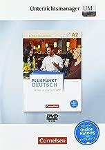 Pluspunkt Deutsch A2: Gesamtband - Allgemeine Ausgabe - Unterrichtsmanager: Leben in Deutschland. Vollversion auf DVD-ROM