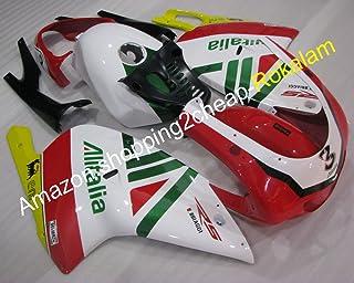 Juego de carenado RS125#3 para Aprilia RS 125 2001 2002 2003 2004 2005 RS125 Sport Motorcycle Bodywork Aftermarket Kit de piezas de carenado