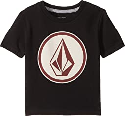 Volcom Kids - Classic Stone Short Sleeve Tee (Toddler/Little Kids)