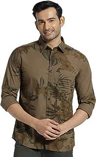 Buffalo Printed Cotton Shirt