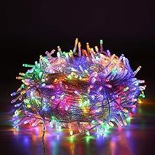 LED lichtslingerslinger kerstboom sprookjeslamp waterdicht home party outdoor vakantie decoratie - color30m300lights
