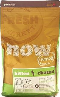 NOW FRESH Grain Free キトン 1.81kg