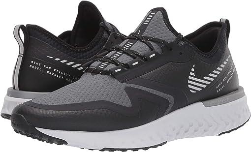Black/Metallic Silver/Cool Grey