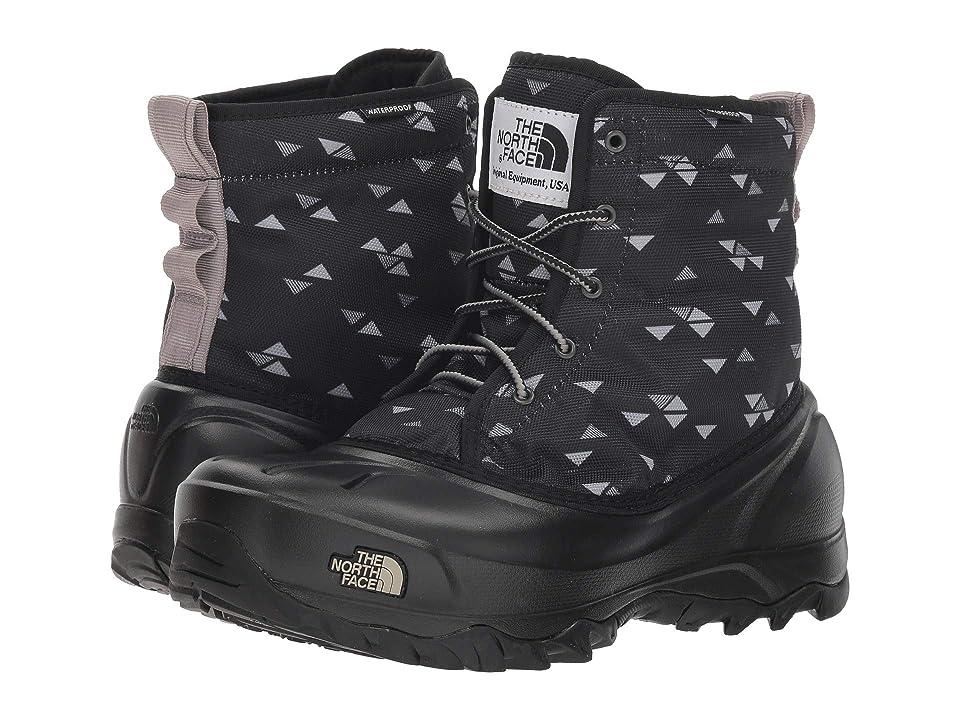 The North Face Tsumoru Boot (TNF Black Triangle Weave Print/Foil Grey) Women