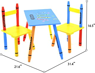 Best crayon table and chairs Reviews