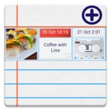 Gratis notePad Bloc-notes photos dictaphone