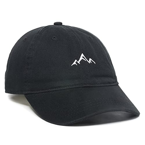 1a81b5642ae Outdoor Cap Mountain Dad Hat - Unstructured Soft Cotton Cap