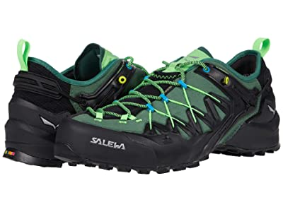 SALEWA Wildfire Edge GTX (Myrtle/Fluo Green) Men