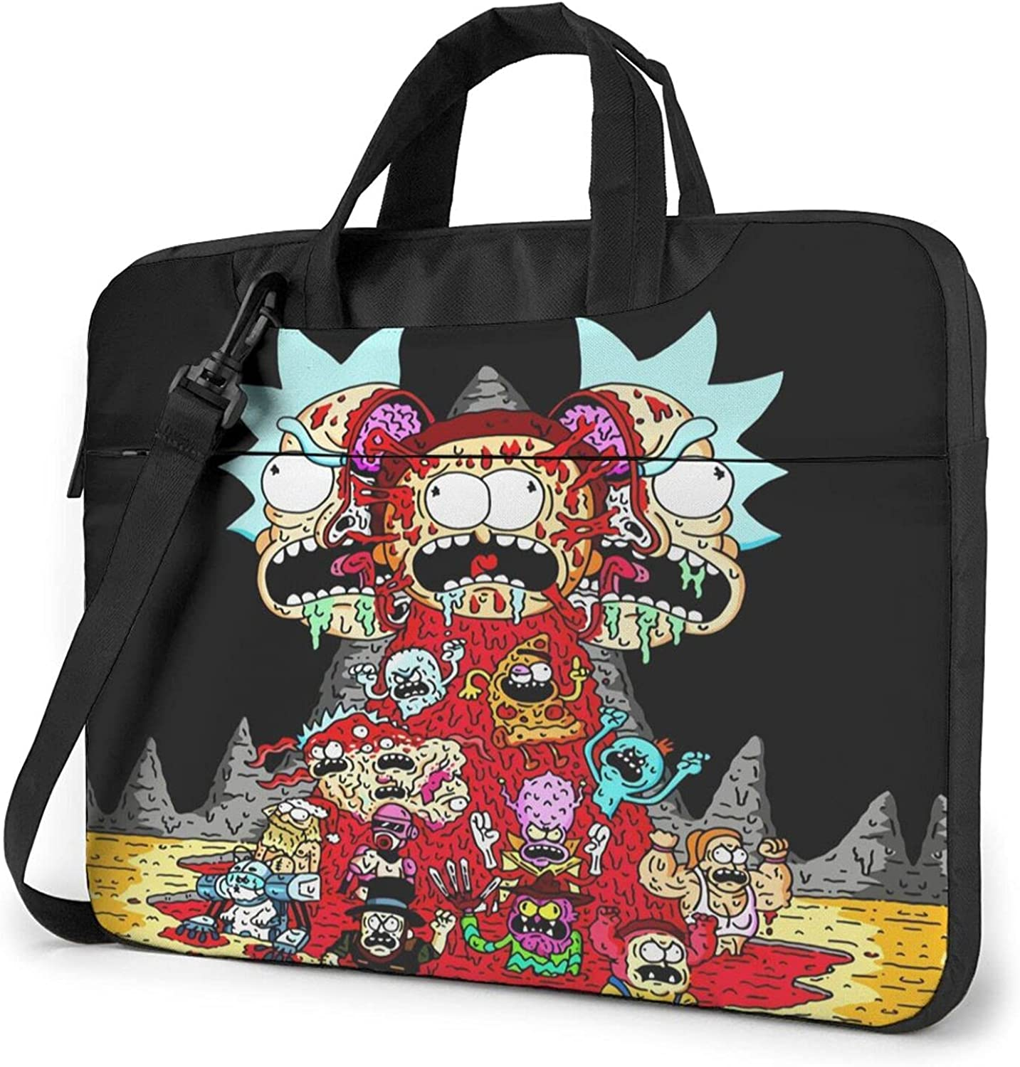 Rick And Morty Limited time for Japan's largest assortment free shipping Laptop Case Compatible With Air Macbook Noteb Pro