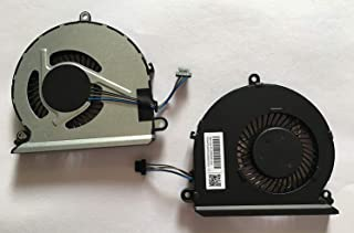 wangpeng New Left Side CPU Cooling Fan for Dell Inspiron 15 7000 7559 7557 0RJX6N
