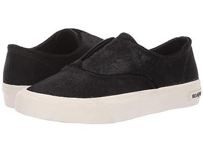 SeaVees Sunset Strip Sneaker Mulholland (Black) Women