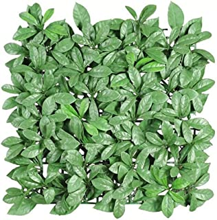 YANXIAOPING Artificial Leaf Hedge Screening Garden Expanding Trellis Privacy Screen(12pack) 5050cm (Size : 8pack)