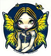 Jasmine Becket-Griffith - Bumble Bee Tattoo Fairy - Sticker / Decal