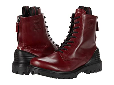 ECCO Tredtray High-Cut Boot (Syrah) Women