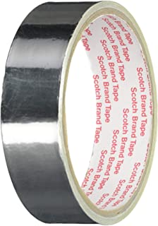 小さくてコンパクト 3M導電性アルミホイルテープNo.AL-50BT幅25mm×3m