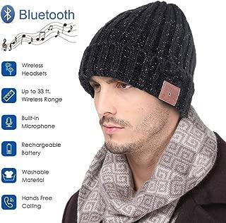 bluetooth ski cap