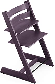 Stokke 2019 Tripp Trapp Chair, Chair Only, Plum Purple