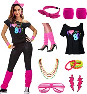 Best 80's theme costume for guys Reviews
