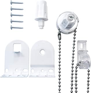 comprar comparacion Kit de Repuesto para persiana Enrollable de 25 mm, Color Blanco Resistente